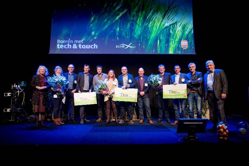 uitreiking ZLTO Initiatiefprijs 2015